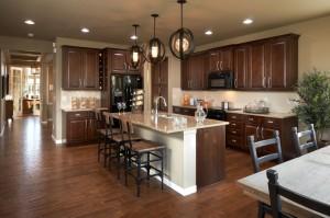 Casella - Elevation A Gallery - Casella Kitchen  - 2,459 sqft, 3 Bedroom, 2.5 Bathroom - Cardel Homes Denver