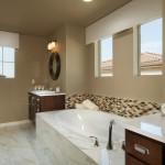 Casella - Elevation A Gallery - Casella Masterbath  - 2,459 sqft, 3 Bedroom, 2.5 Bathroom - Cardel Homes Denver