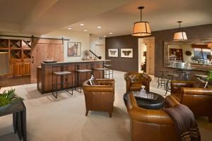 Durango - Prairie Gallery - Durango Basement - 2,285 sqft, 3 Bedroom, 2 Bathroom - Cardel Homes Denver