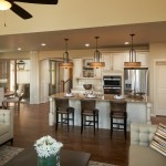 Ferrero - Elevation C Gallery - Ferrero Kitchen  - 2,327 sqft, 3 Bedroom, 2.5 Bathroom - Cardel Homes Denver