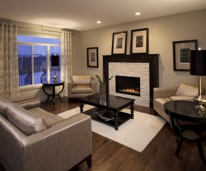 Orleans 2 - Tudor G2 Gallery - Orleans Great Room  - 1,787 sqft, 3 Bedroom, 2.5 Bathroom - Cardel Homes Calgary