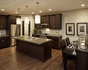 Orleans 2 - Tudor G2 Gallery - Orleans Kitchen 4  - 1,787 sqft, 3 Bedroom, 2.5 Bathroom - Cardel Homes Calgary