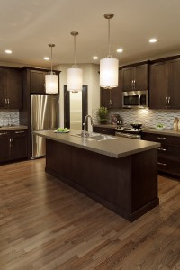 Orleans 2 - Tudor G2 Gallery - Orleans Kitchen 5  - 1,787 sqft, 3 Bedroom, 2.5 Bathroom - Cardel Homes Calgary