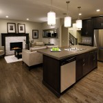 Orleans 2 - Tudor G2 Gallery - Orleans Kitchen  - 1,787 sqft, 3 Bedroom, 2.5 Bathroom - Cardel Homes Calgary