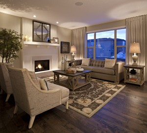 Tandem Bay - Fusion Modern F4 Gallery - 0786 87  - 2,143 sqft, 3 Bedroom, 2.5 Bathroom - Cardel Homes Calgary
