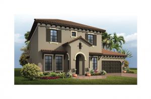 Avalon 2 Renderings - Mizner Elevation - 2,753 - 3,350 sqft, 3 - 6 Bedroom, 2.5 - 4 Bathroom - Cardel Homes Tampa