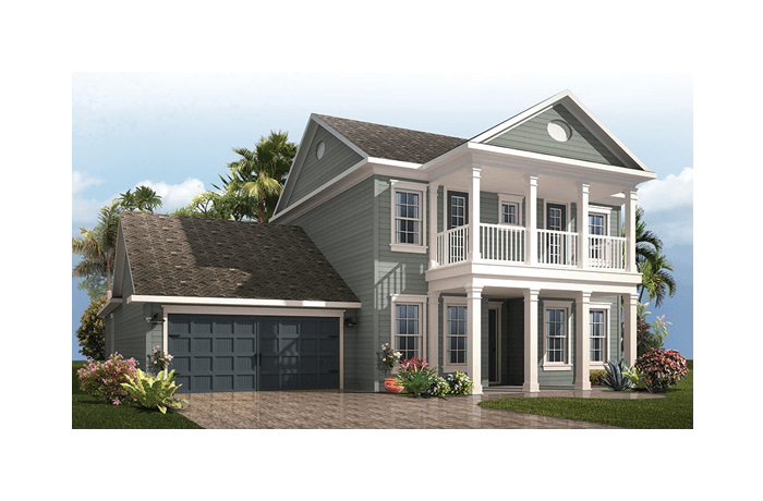 Endeavor 2 Renderings - Colonial Revival