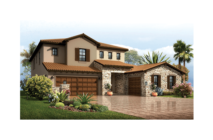 New Home Model Palazzo In Collingtree At Country Club East Tampa By - 5 bedroom 4 bathroom homes for sale