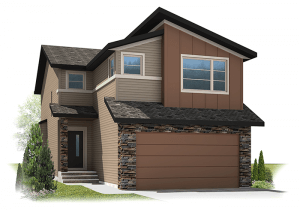 New home in ORLEANS 3 in Walden, 2,014 SQFT, 3 Bedroom, 2.5 Bath, Starting at 490,000 - Cardel Homes Calgary