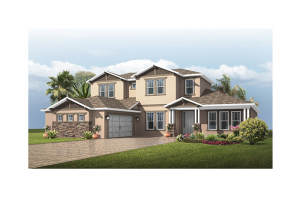 New home in BONAIRE in Waterset, 3,756 - 3,897 SQ FT, 4 - 5 Bedroom, 2.5 - 3.5 Bath, Starting at 484,990 - Cardel Homes Tampa