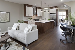 Killarney_Solstice_A_3211_KinsaleRD_Elev Gallery - 1545  - 1,897 sqft, 3 Bedroom, 2.5 Bathroom - Cardel Homes Calgary