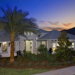 Cortina SE 3 - Elevation E Gallery - Cortina III 4117 web  - 3,325 - 3,363 sqft, 4 - 5 Bedroom, 3 - 4.5 Bathroom - Cardel Homes Tampa