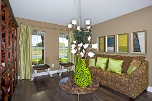 Cortina SE 3 - Elevation E Gallery - Cortina III 5867  - 3,325 - 3,363 sqft, 4 - 5 Bedroom, 3 - 4.5 Bathroom - Cardel Homes Tampa