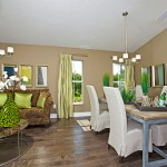 Cortina SE 3 - Elevation E Gallery - Cortina III 5874  - 3,325 - 3,363 sqft, 4 - 5 Bedroom, 3 - 4.5 Bathroom - Cardel Homes Tampa