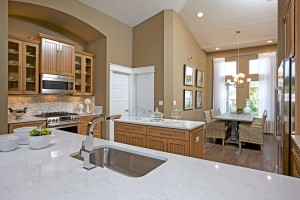 Cortina SE 3 - Elevation E Gallery - Cortina III 5891  - 3,325 - 3,363 sqft, 4 - 5 Bedroom, 3 - 4.5 Bathroom - Cardel Homes Tampa