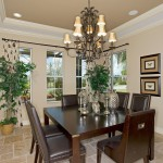 Dolcetto - Elevation C Gallery - Dolcetto 1813  - 3,233 sqft, 4 Bedroom, 3 Bathroom - Cardel Homes Tampa