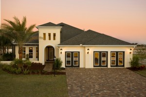 Dolcetto - Elevation C Gallery - Dolcetto 2041  - 3,233 sqft, 4 Bedroom, 3 Bathroom - Cardel Homes Tampa