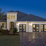 Dolcetto - Elevation C Gallery - Dolcetto 2052  - 3,233 sqft, 4 Bedroom, 3 Bathroom - Cardel Homes Tampa
