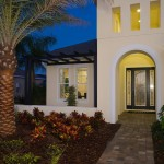 Dolcetto - Elevation C Gallery - Dolcetto 2065  - 3,233 sqft, 4 Bedroom, 3 Bathroom - Cardel Homes Tampa