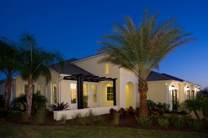 Dolcetto - Elevation C Gallery - Dolcetto 2068  - 3,233 sqft, 4 Bedroom, 3 Bathroom - Cardel Homes Tampa