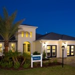 Dolcetto - Elevation C Gallery - Dolcetto 2071  - 3,233 sqft, 4 Bedroom, 3 Bathroom - Cardel Homes Tampa