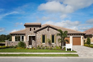 Wilshire - Tuscan Gallery - Haddington Cove 103  - 2,989 - 3,069 sqft, 4 Bedroom, 3 Bathroom - Cardel Homes Tampa