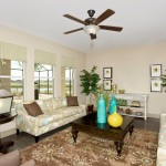 Gulfstream - Elevation B Gallery - Lakewood Ranch Gulfstream 3838  - 2,987 sqft, 3 Bedroom, 2.5 Bathroom - Cardel Homes Tampa