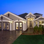 Kingfisher 2 - Elevation C Gallery - Lakewood Ranch Kingfisher II 4044  - 3,233 sqft, 4 Bedroom, 3 Bathroom - Cardel Homes Tampa