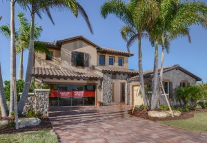 Palazzo - Mizner Gallery - Lakewood Ranch Palazzo 9391 1 - 3,730 - 3,788 sqft, 3 - 5 Bedroom, 3 - 4 Bathroom - Cardel Homes Tampa