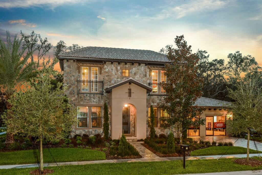 New home model waldorf in the preserve at fishhawk ranch for Waldorf home