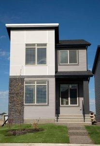 Aydon - Modern Prairie F1 Gallery - cardel homes calgary walden laned home aydon 06 - 1,621 sqft, 3 Bedroom, 2.5 Bathroom - Cardel Homes Calgary