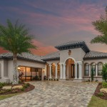 Dolcetto 3 - Tuscan Gallery - Lakewood Ranch Dolcetto III 2002  - 3,807 sqft, 3 Bedroom, 3 Bathroom - Cardel Homes Tampa