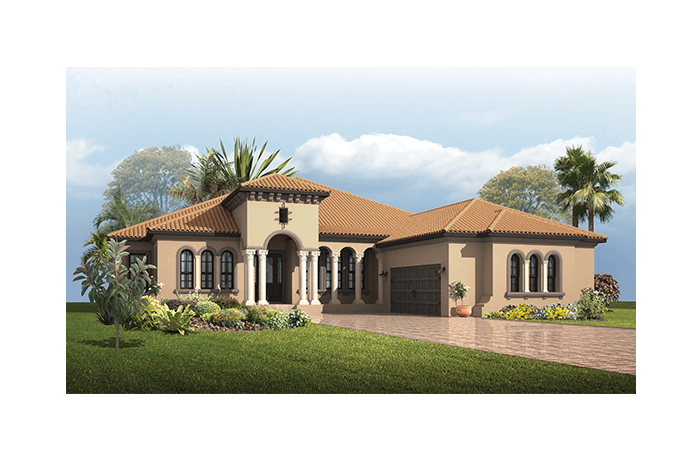 New home in DOLCETTO 3 in Lakewood Ranch, 3,807 SQFT, 3 Bedroom, 3 Bath, Starting at 809,990 - Cardel Homes Tampa
