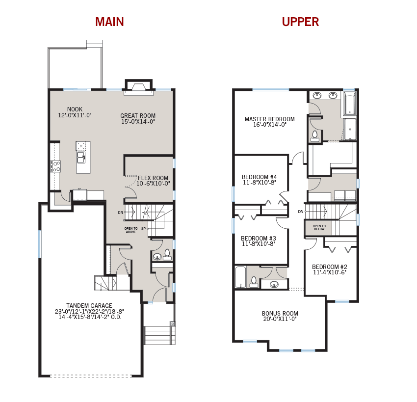New Calgary Single Family Home Quick Possession Medora Floorplan in Shawnee Park, located at 755 SHAWNEE DRIVE SW Built By Cardel Homes Calgary