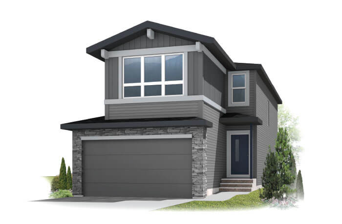 New home in TANDEM BAY 4 in Walden, 2,004 SQFT, 3 Bedroom, 2.5 Bath, Starting at 500,000 - Cardel Homes Calgary