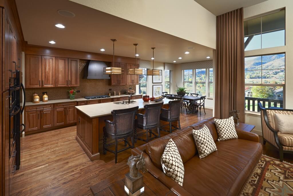 New Home Model Durango In Lyons Ridge Denver By Cardel Homes