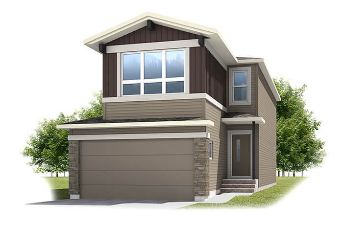New home in TANDEM BAY 4 in Savanna, 2,008 SQFT, 3 Bedroom, 2.5 Bath, Starting at 520,000 - Cardel Homes Calgary