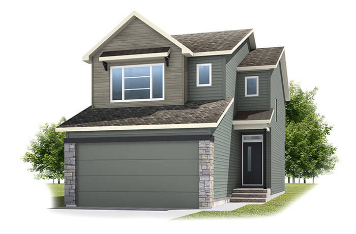 New home in STANTON 1 in Savanna, 1,662 SQFT, 3 Bedroom, 2.5 Bath, Starting at 490,000 - Cardel Homes Calgary