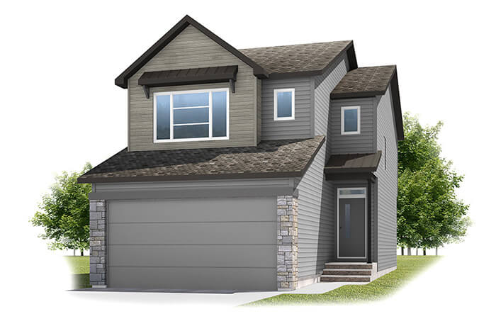 New home in STANTON 2 in Savanna, 1,662 SQFT, 3 Bedroom, 2.5 Bath, Starting at 497,000 - Cardel Homes Calgary