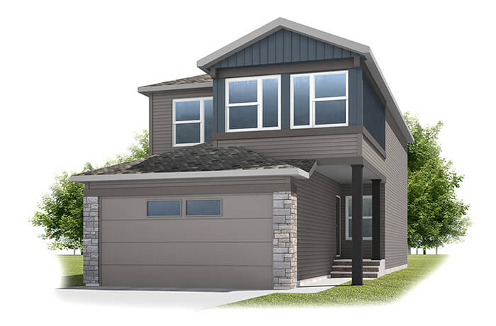 New home in EMERGE in Savanna, 1,994 SQFT, 3 Bedroom, 2.5 Bath, Starting at 510,000 - Cardel Homes Calgary