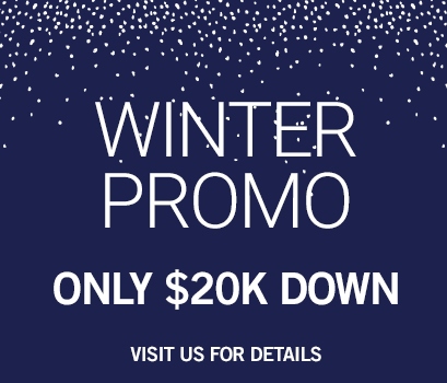 KOL Winter Promo - Only $20K down