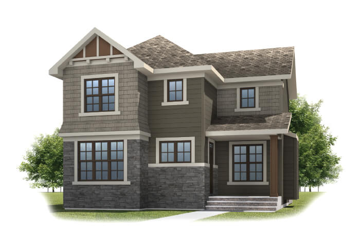 New home in FAIRFIELD COURT in Shawnee Park, 2,351 SQFT, 3 Bedroom, 2.5 Bath, Starting at 740,000 - Cardel Homes Calgary