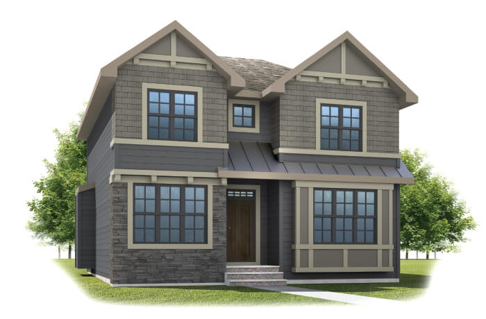 New home in HUTTON in Shawnee Park, 2,445 SQFT, 3 Bedroom, 2.5 Bath, Starting at 730,000 - Cardel Homes Calgary