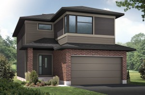 New home in BILLINGS in Blackstone in Kanata South, 1,755 SQ FT, 3 Bedroom, 2.5 Bath, Starting at 466,000 - Cardel Homes Ottawa