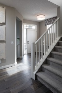Meyer - Shingle S1 Gallery - Shawnee Park_Showhome 2016 1  - 2,312 sqft, 3 Bedroom, 2.5 Bathroom - Cardel Homes Calgary