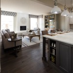 Meyer - Shingle S1 Gallery - Shawnee Park_Showhome 2016 9  - 2,312 sqft, 3 Bedroom, 2.5 Bathroom - Cardel Homes Calgary