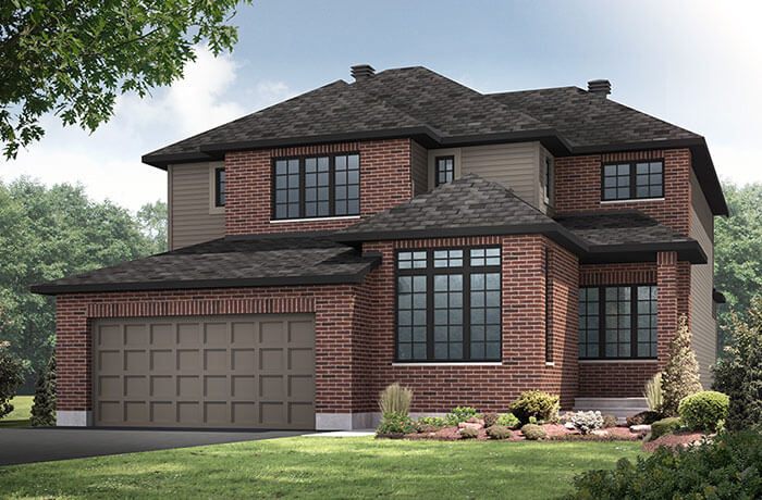 New home in CASSIDY in Millers Crossing in Carleton Place, 2,640 SQFT, 3 - 4 Bedroom, 2.5 Bath, Starting at 575,000 - Cardel Homes Ottawa