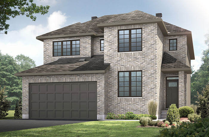 New home in NICHOLS in Richardson Ridge in Kanata, 2,456 SQFT, 4 Bedroom, 2.5 Bath, Starting at  - Cardel Homes Ottawa