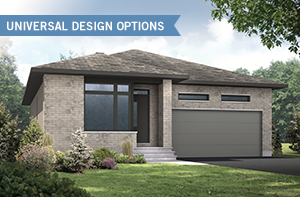 New home in LANCASTER in Creekside, 1,678 SQ FT, 3 Bedroom, 2 Bath, Starting at 501,000 - Cardel Homes Ottawa