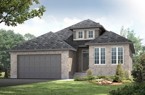 New home in BOWLAND in Millers Crossing in Carleton Place, 1,644 SQ FT, 2 Bedroom, 2 Bath, Starting at 479,000 - Cardel Homes Ottawa